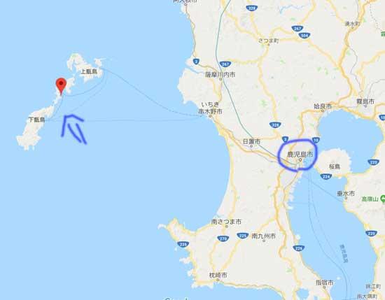 「台湾移住希望者の僕が移住先としての台湾と鹿児島の甑島(こしきしま)を比較してみる」のアイキャッチ画像